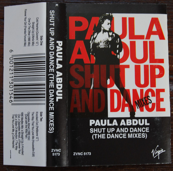 Shut Up and Dance album | Paula-Abdul com